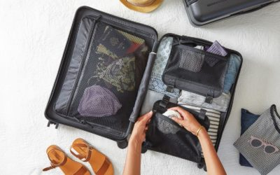 5 cosas que no pueden faltar en tu maleta de viaje